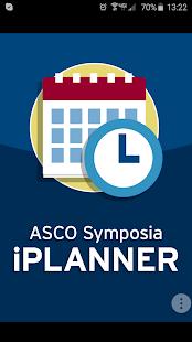 Symposia iPlanner - náhled