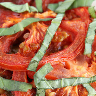Tomato Basil Pasta Bake