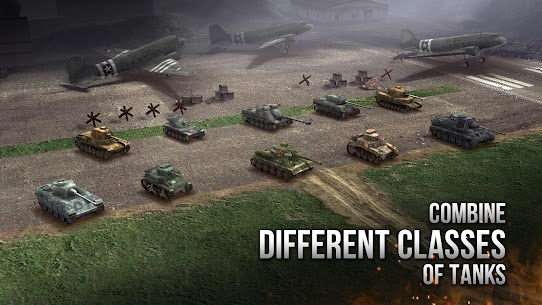 Armor Age: Tank Wars — WW2 Platoon Battle Tactics Apk Download For Android and Iphoe 5
