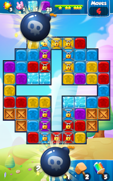 Toy Crush Pop Cubes Smash