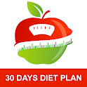 Diet Plan For Weight Loss Healthy Weight Loss Tips icon