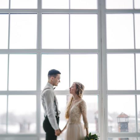 Wedding photographer Varvara Gerte (oo8i). Photo of 16.01.2018