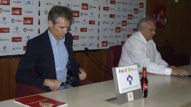 Miguel Corona y Alfonso García tienen claro que no es tiempo de firmar.