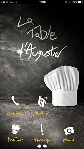 Restaurant La Table d'Augustin