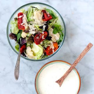 Homemade Creamy Italian Dressing – SaladSavors™ Inspiration.