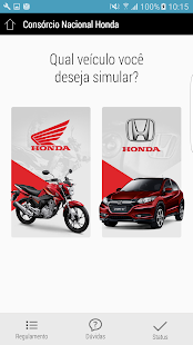 Consórcio Honda- screenshot thumbnail