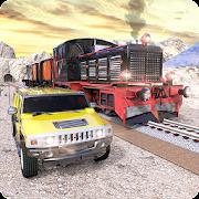 Train Vs Hummer Racing 3D