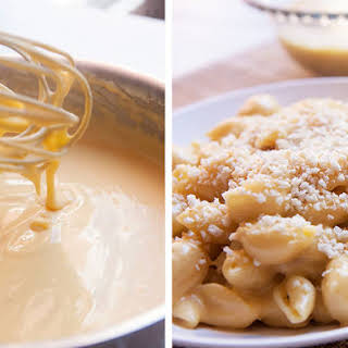 How to Make Cheddar Cheese Sauce.