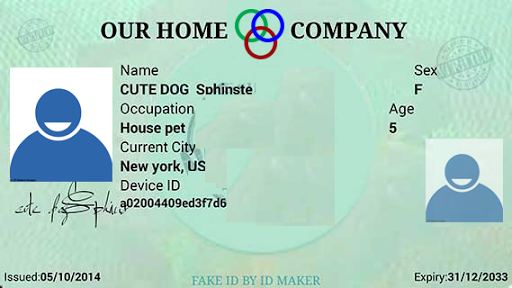 ID Creator screenshot