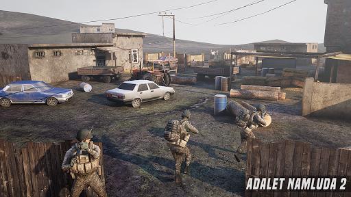 Code Triche Adalet Namluda 2 Demo mod apk screenshots 4