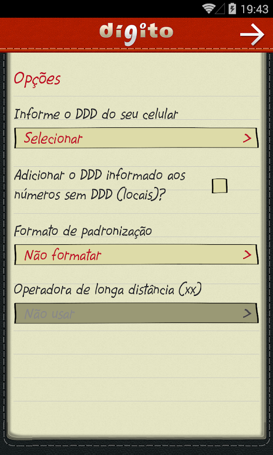 9Digito- screenshot