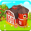 Farm Town: Happy village near small city