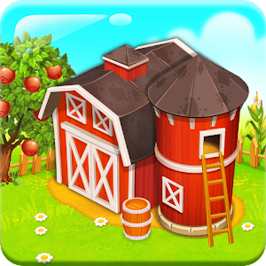 Farm Town: Happy village near small city and town for PC