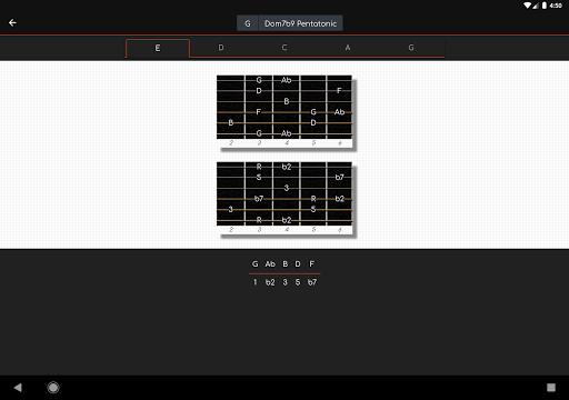 FretBuzz 3.7 screenshots 12