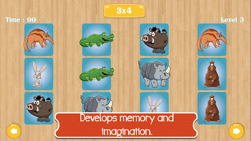 Find pair with Dolly. Train your memory android2mod screenshots 5