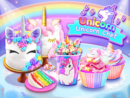 Unicorn Chef: Cooking Games for Girls 4.1 screenshots 1