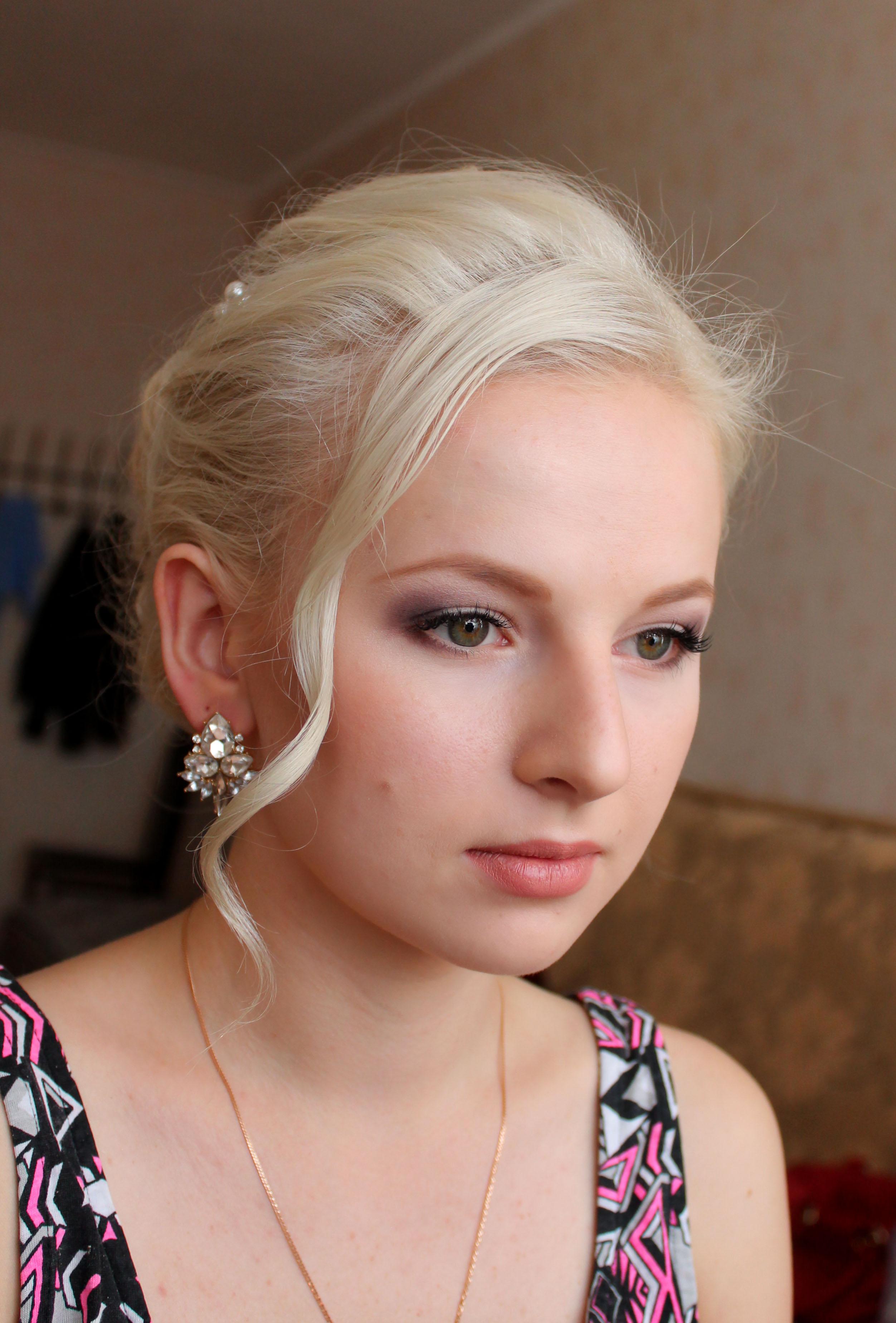 Вероника Буранкаева в Уфе