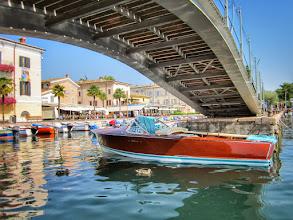 Photo: Riva boat in Bardolino  #italy  #gardameer  #lagodigarda  #boats   http://www.gardafriends.com/gardameer-stadjes/bardolino/