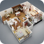 House Plan Ideas 3D