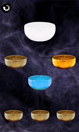 Tibetan Bowl Player