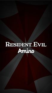 Resident Evil Amino - náhled