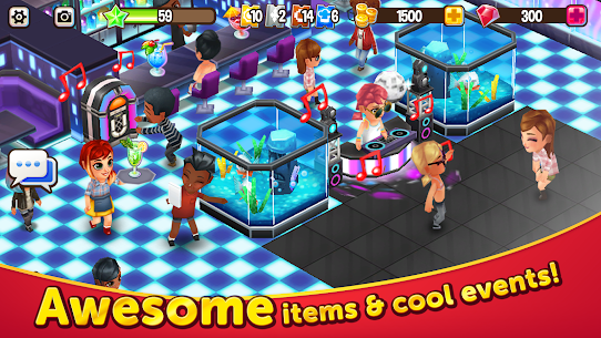 Food Street (MOD, Unlimited Money) 4