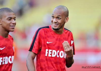 Fabinho devrait quitter l'AS Monaco
