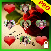 Love Pattern Lockscreen Pro