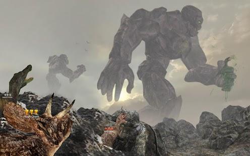 Dinos Online Screenshot