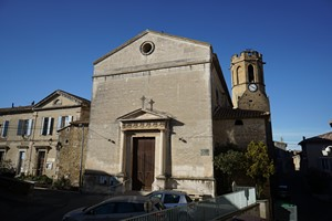photo de église d'Entraigues