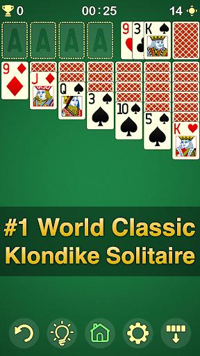 Solitaire Klondike 3.1.0 screenshots 1