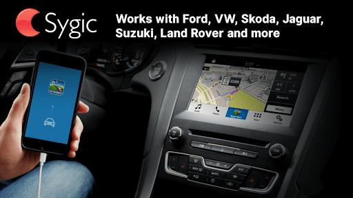 Sygic Car Connected Navigation screenshot 1