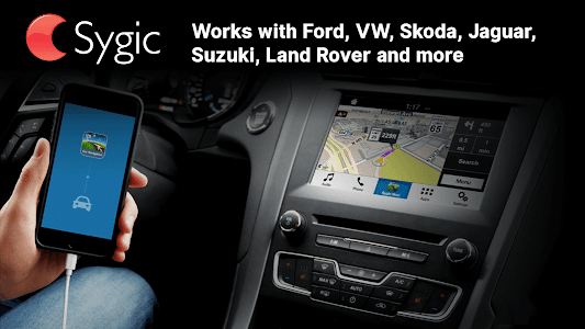 Sygic Car Navigation 18 1 0 + (AdFree) APK for Android