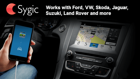 Sygic Car Connected Navigation v18.6.2 [Unlocked] [Mod]