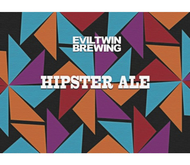 Logo of Evil Twin Hipster Ale