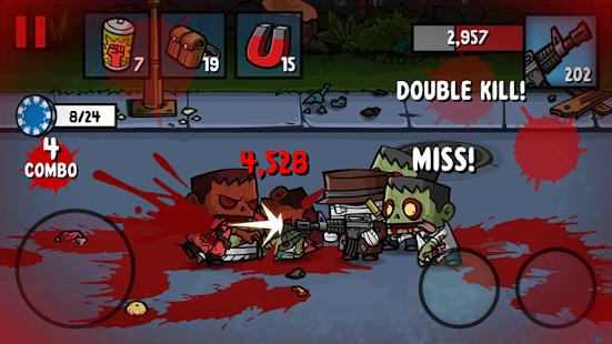 Zombie Age 3- screenshot