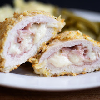 Perfect Chicken Cordon Bleu