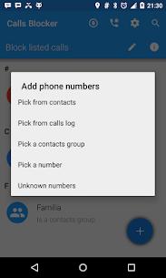 Calls Blocker 1.7.48 Mod APK Download 2
