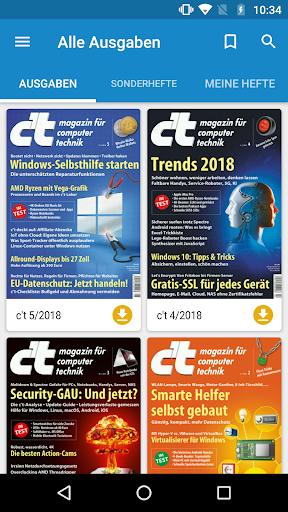 c't Magazin 3.4.7 screenshots 2