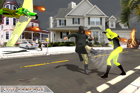 Leteći pauk Transform Bike Battle - náhled