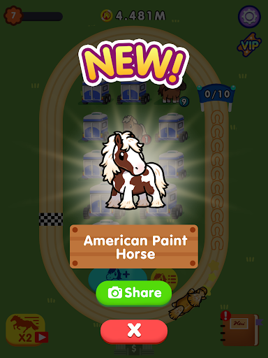 Idle Horse Racing apkpoly screenshots 15