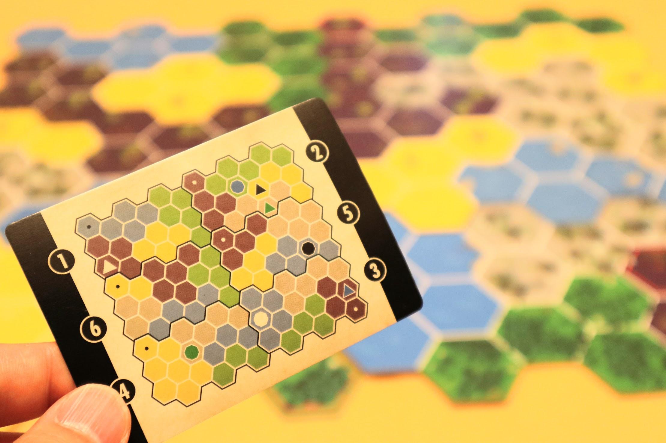 ゲームボード|クリプティッド