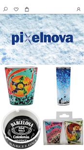 Pixelnova - náhled