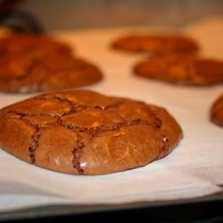 A Delicious New Hybrid, Brownie Cookies