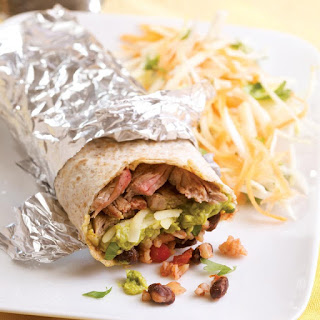 Healthy Burritos Recipes