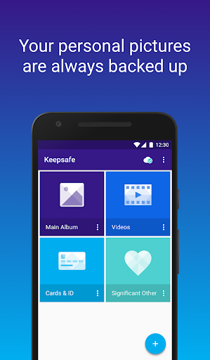 Keepsafe Photo Vault – Hide Pictures And Videos screenshot 4