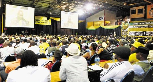 ANC National general council. Picture: GALLO IMAGES
