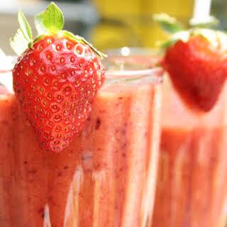 Superb Strawberry Shake.