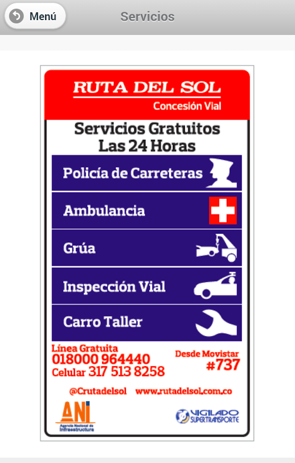 Ruta del Sol- screenshot