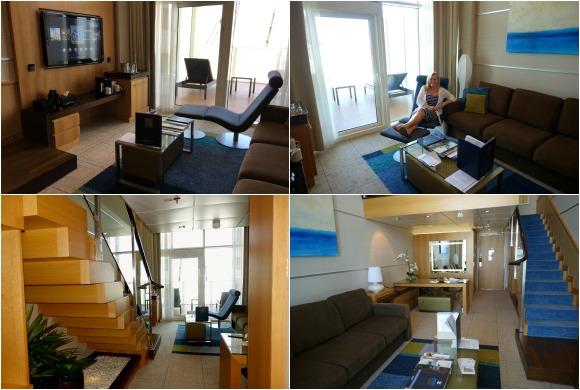 Crown Loft Suite – Oasis of the Seas